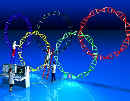 ADN nos Jogos Olímpicos